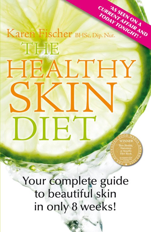 Product picture The healthy skin diet guide