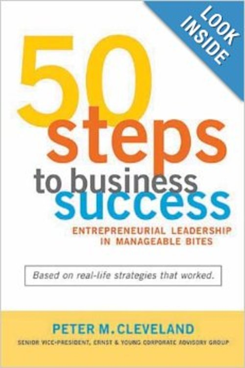 Product picture 50 Steps to Business Success