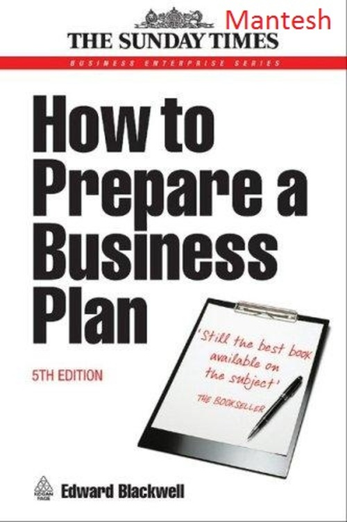 Product picture How to Prepare a business plan